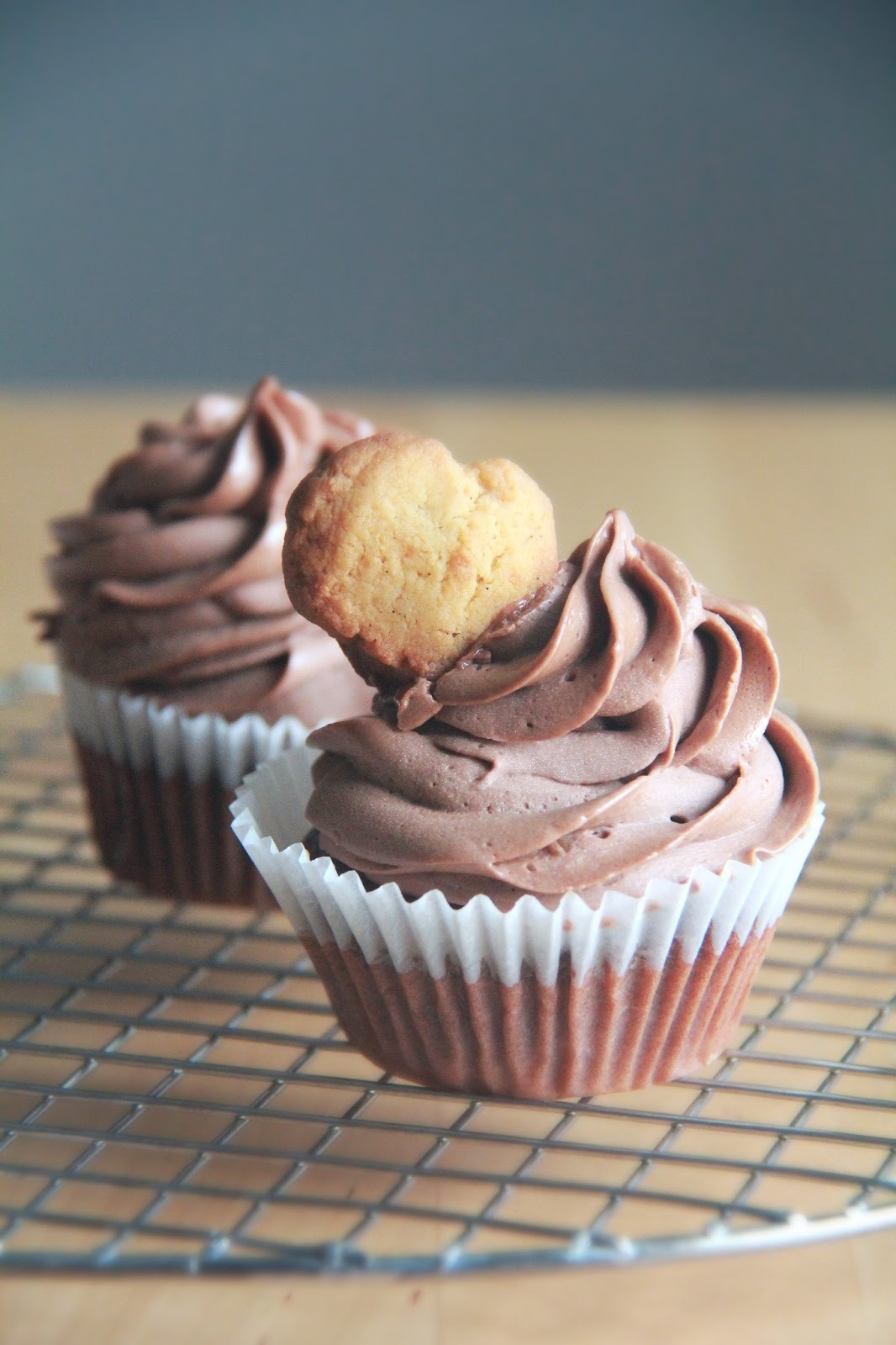 Recipe: Malted Milk Chocolate Cupcakes