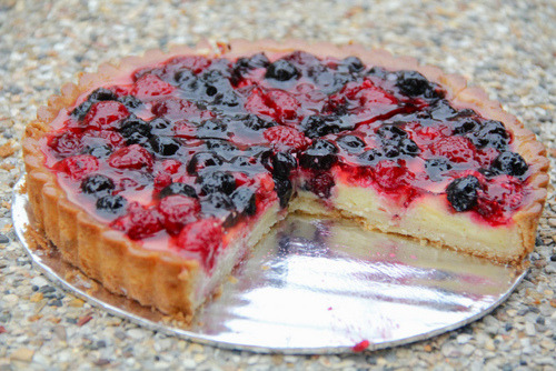 Pie, Berry