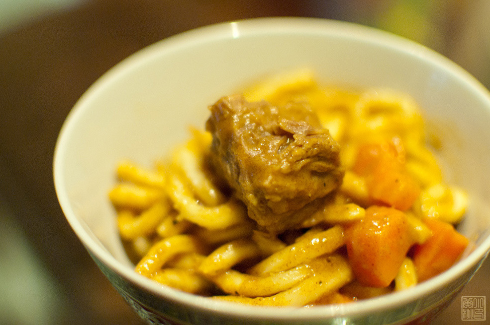 Udon Curry (by amy-wong.com)