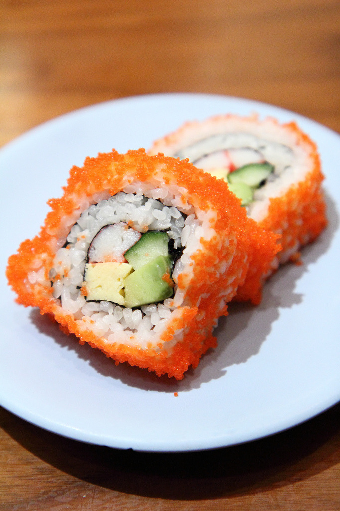California Roll (by Anthony Leow)