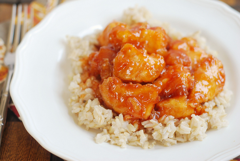 Sweet and Sour Chicken Recipe (x)