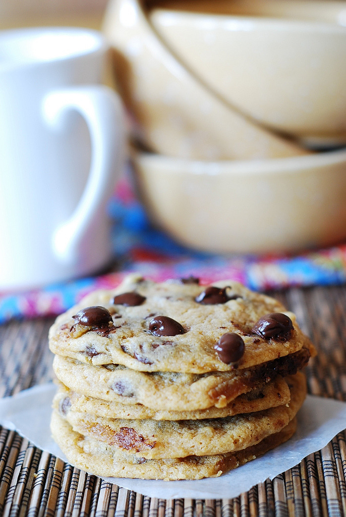 Soft and Chewy Chocolate Chip Cookies Recipe (x)