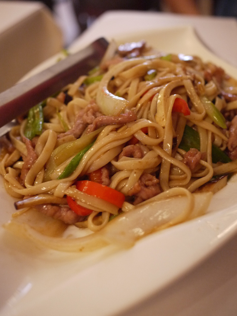 Hunan Style Chow Mein