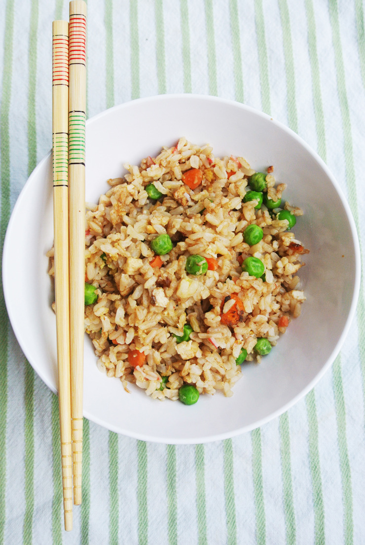 Recipe: Veggie Fried Rice