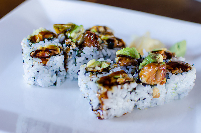 Moooore Sushi (300/365) on Flickr.Via Flickr