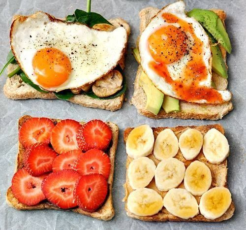 Healthy Breakfast Ideas.