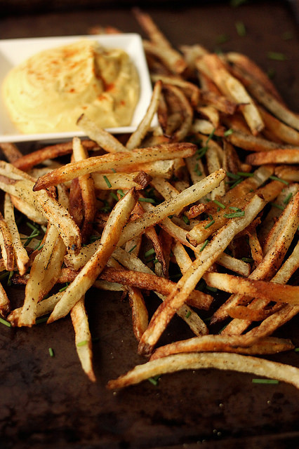 How-to Make Perfect French Fries by Tasty Yummies on Flickr.